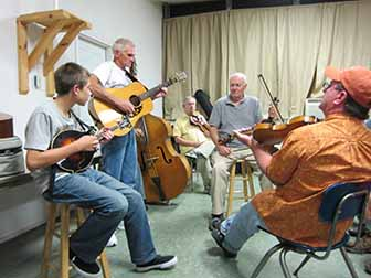 rocky branch bluegrass